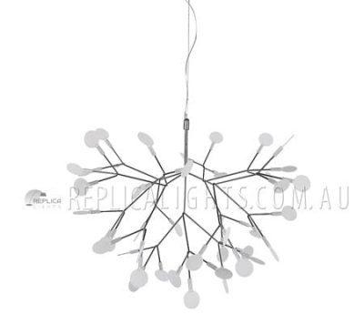 Moooi Heracleum Black Pendant Light