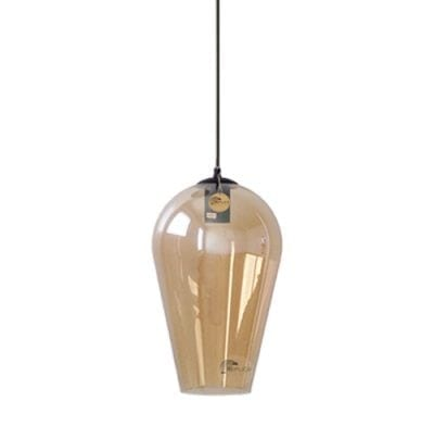 Tom Dixon Fade Cognac Pendatn Light