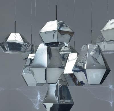 Tom Dixon Cut Prism Pendant