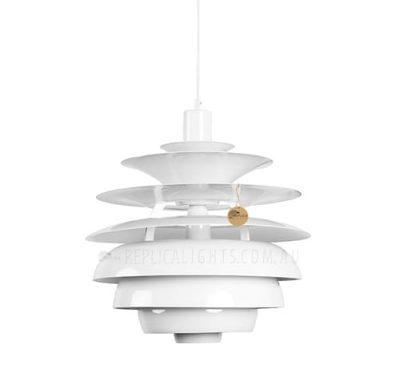 Poul Henningsen PH Snowball Pendant White | Replica Lights
