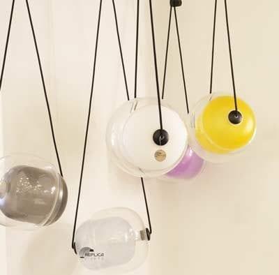 Capsule LED Pendant Light