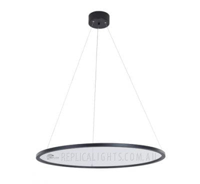 LED Round Pendant Light