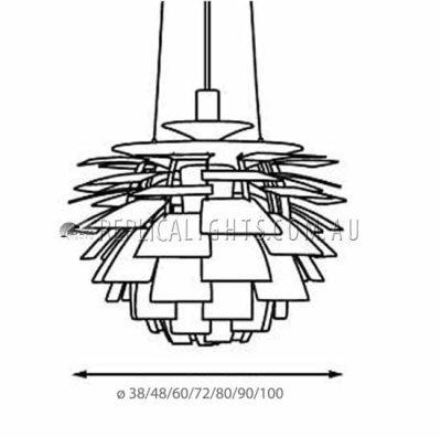 PH-Artichoke-mid-century-modern-lamp