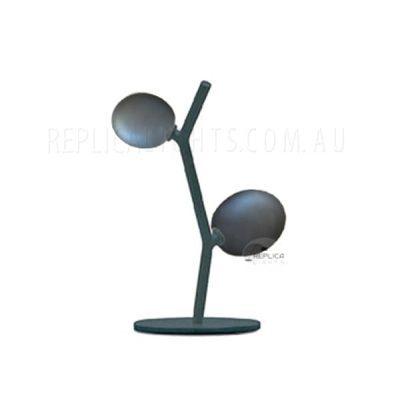 Black Ivy Modern Beside Lamps Art Deco Table Lamp