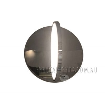 Eclipse Ceiling Light by Lee Broom Chrome Angle Wall Sconces