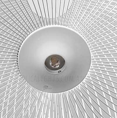 White Spokes Pendant Light by Foscarini