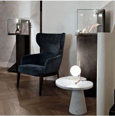 Minimalist Light Flos IC T2 Table Lamp