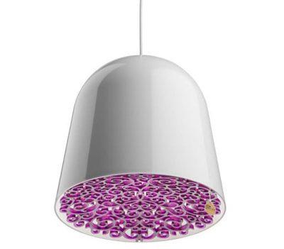 Flos Can Can Purple by Marcel Wanders