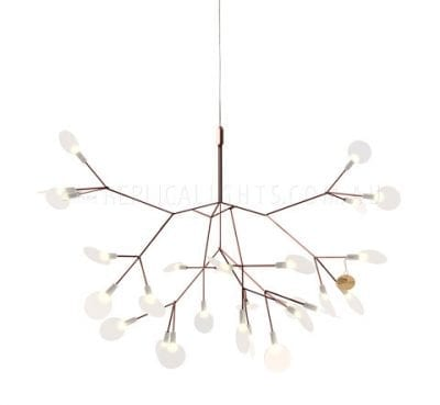 new style 357a9 eb6ed Replica Moooi Heracleum II Small Pendant Light by Bertjan Pot
