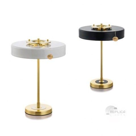 Bert Frank Revolve Exclusive Aluminium Table Lamp Replica Lights