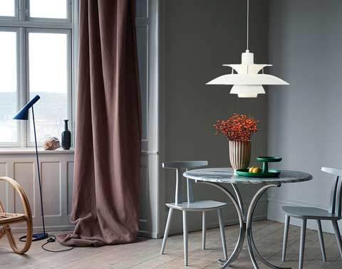 Louis Poulsen Ph5 Poul Henningsen Ph 50 Light Lamp Replica Lights