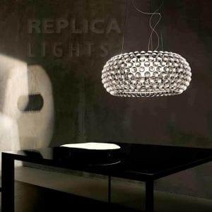 Caboche Clear Pendant Light